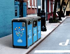 智能街道压缩型垃圾箱画册