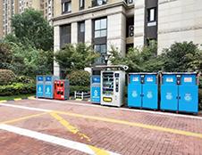 城市垃圾桶如何摆放?
