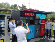 德澜仕智能垃圾箱分类精细、模式高端,已成功覆盖400余城