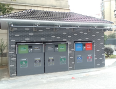 南京智能垃圾桶自动称重积分 助力无废社区建设