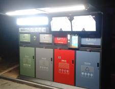 新型智能垃圾箱运用大数据平台实现全程督导
