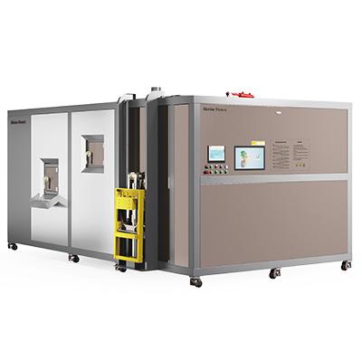 中型消灭型厨余处理设备—1000KG