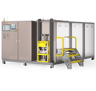 中型资源型厨余处理设备—2000KG