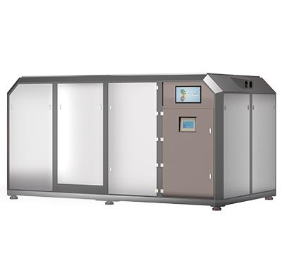 垃圾渗滤液废水处理设备-6000L